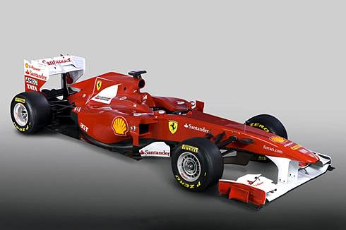 Ferrari's F1 racer gets new name