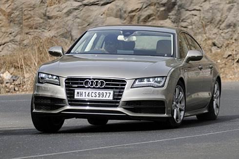 2011 Audi A7 3.0 TDI