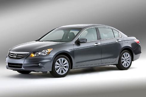 Accord facelift coming this Feb