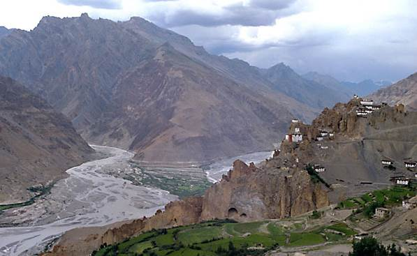 Driving Escapes - Spiti
