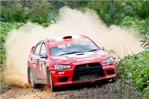 APRC: Gill finishes second