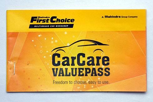 First Choice's car care drive