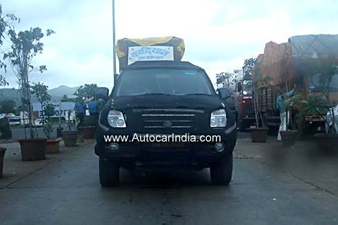 Exclusive: Force Motors' new SUV