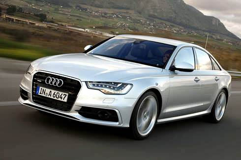 2011 Audi A6 to get four engines