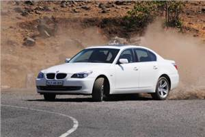 2009 sales: BMW pips ahead of Merc, Audi