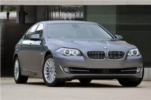 BMW 530d to get added features