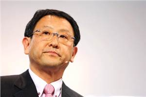 Toyota boss 'sorry' for anxiety