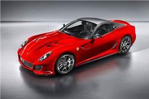 Ferrari 599 GTO revealed