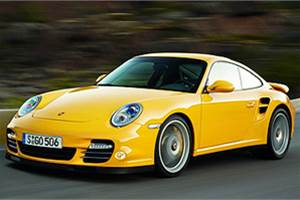 New Porsche 911 Turbo revealed