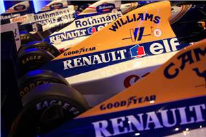 Williams to partner Renault again from 2012