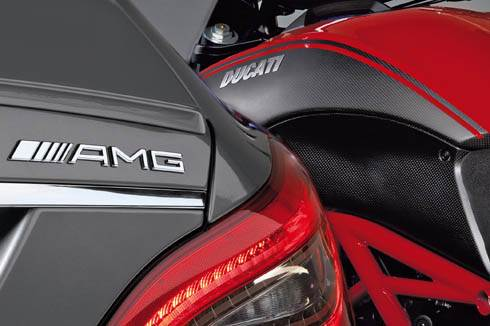 Ducati to cooperate with AMG