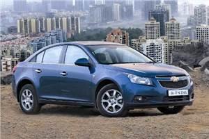 Chevrolet launches Cruze Auto