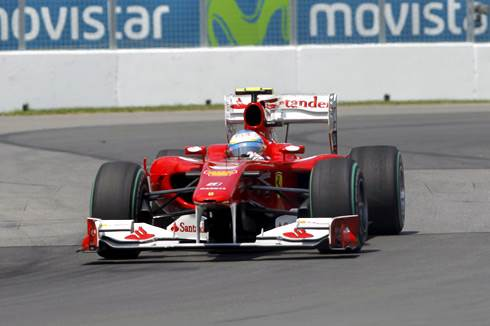 """Alonso: """"I'm in the title fight"""""""