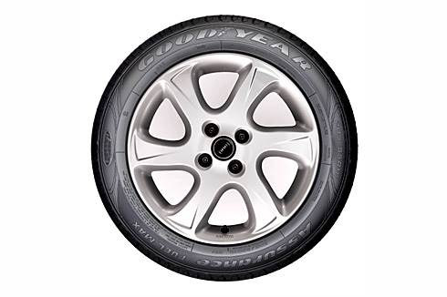 Goodyear launches efficient tyres