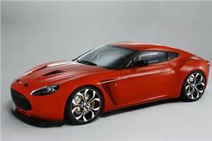 Aston Martin V12 Zagato unveiled