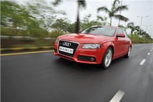 Audi India's aggressive plans