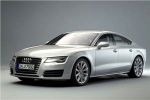 Audi A7 Sportback revealed