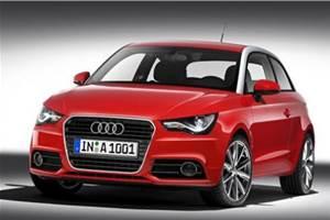 Audi unveils 2010 A1 supermini
