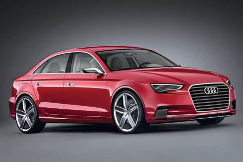 Audi confirms A3 saloon for India