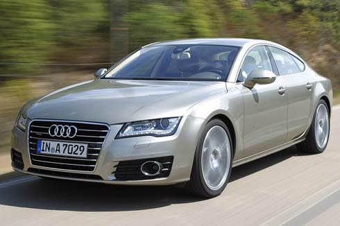 Audi A7 3.0 TDI Test Drive, Review