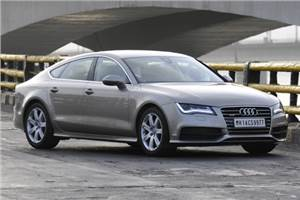Audi launches A7 Sportback, RS5