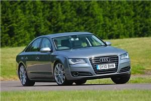 Audi A8 4.2 TDI test drive