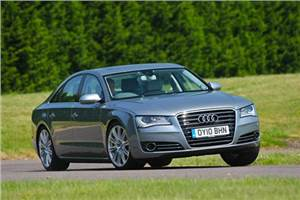 First Drive: All new Audi A8