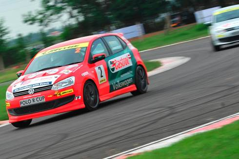 VW Polo-R Cup Round 3