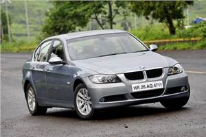 BMW 3-series sales on a high