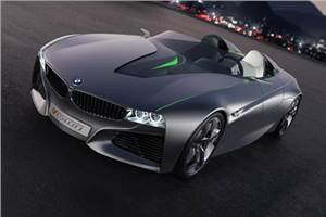 BMW previews concept roadster