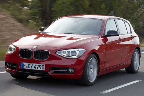 All-new BMW 1-series India bound