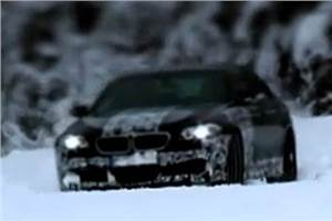 BMW releases M5 teaser video