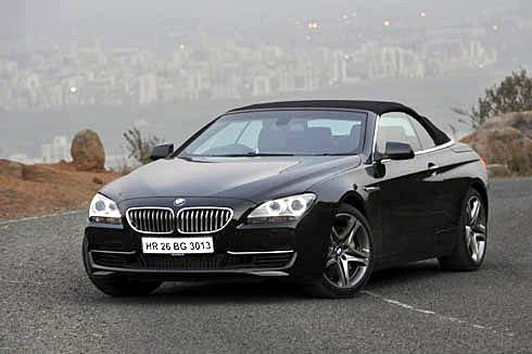 2011 BMW 650i convertible review, test drive