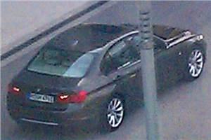 2012 BMW 3-series undisguised images