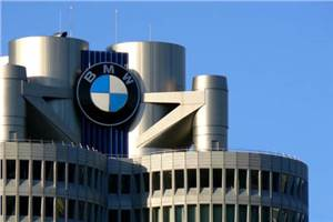 BMW boosts production capacity