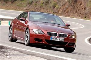 BMW M6 production ceased