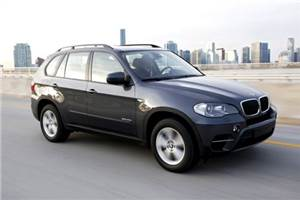 Facelift BMW X5 for India soon