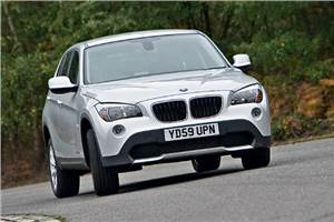 BMW X1 India launch by Jan 2011