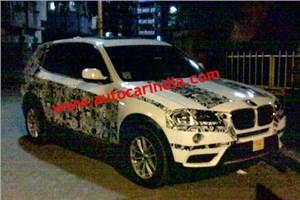 SCOOP! New BMW X3 spy pics