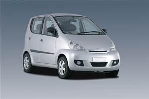 Bajaj's low-cost car project is on
