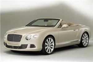 New Bentley Conti GTC unveiled