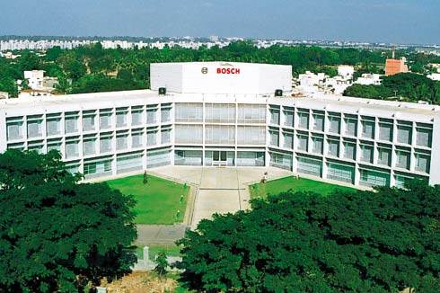 Bosch announces Rs 2500cr plan