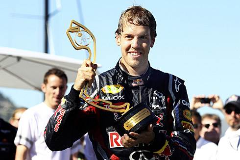 Vettel wins Monaco GP