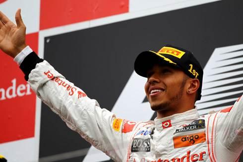 Hamilton wins intriguing German GP
