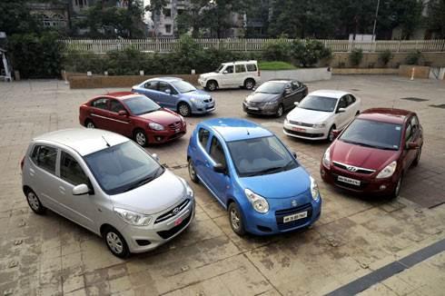 Car sales growth sluggish in May