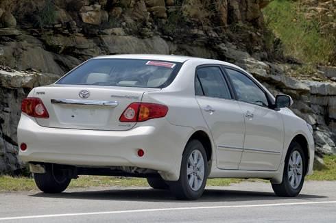 2010 Corolla Altis Diesel Autocar India