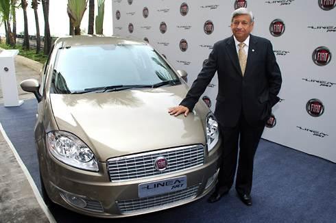 Fiat launches Linea 1.4 L T-Jet