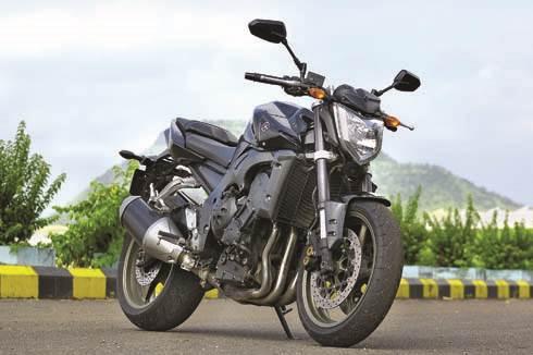 First Ride: Yamaha FZ1