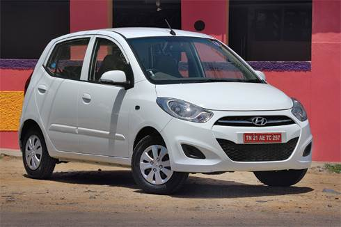 New Hyundai i10 test drive, review