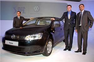 VW launches IPL edition Vento